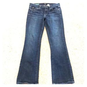 J Crew Bootcut Stretch Jeans